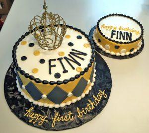 Boys 1st Birthday Cakes Hands On Design Cakes