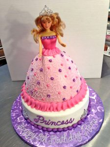 Princess Birthday Cakes Hands On Design Cakes - Cakes for princess birthday