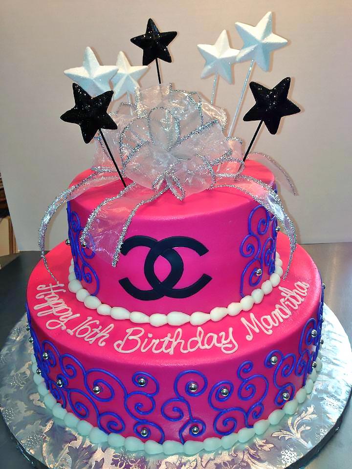 Cute 16th birthday cakes |Sweet 19 Birthday Cakes