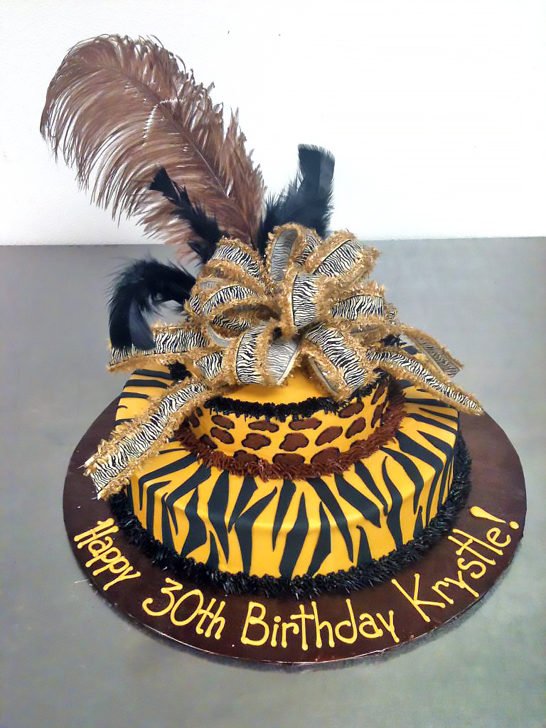 2tier-30th-birthday-adult-cake-zebra-713