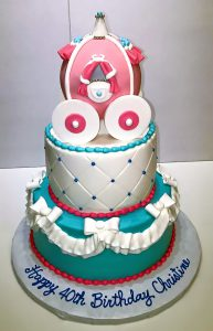 2tier-40th-birthday-adult-cake-cinderella-415