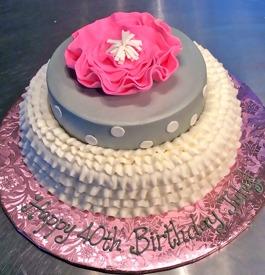 2tier-40th-birthday-adult-cake-flowers-038