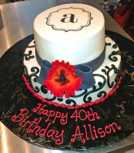 2tier-40th-birthday-adult-cake-flowers-723