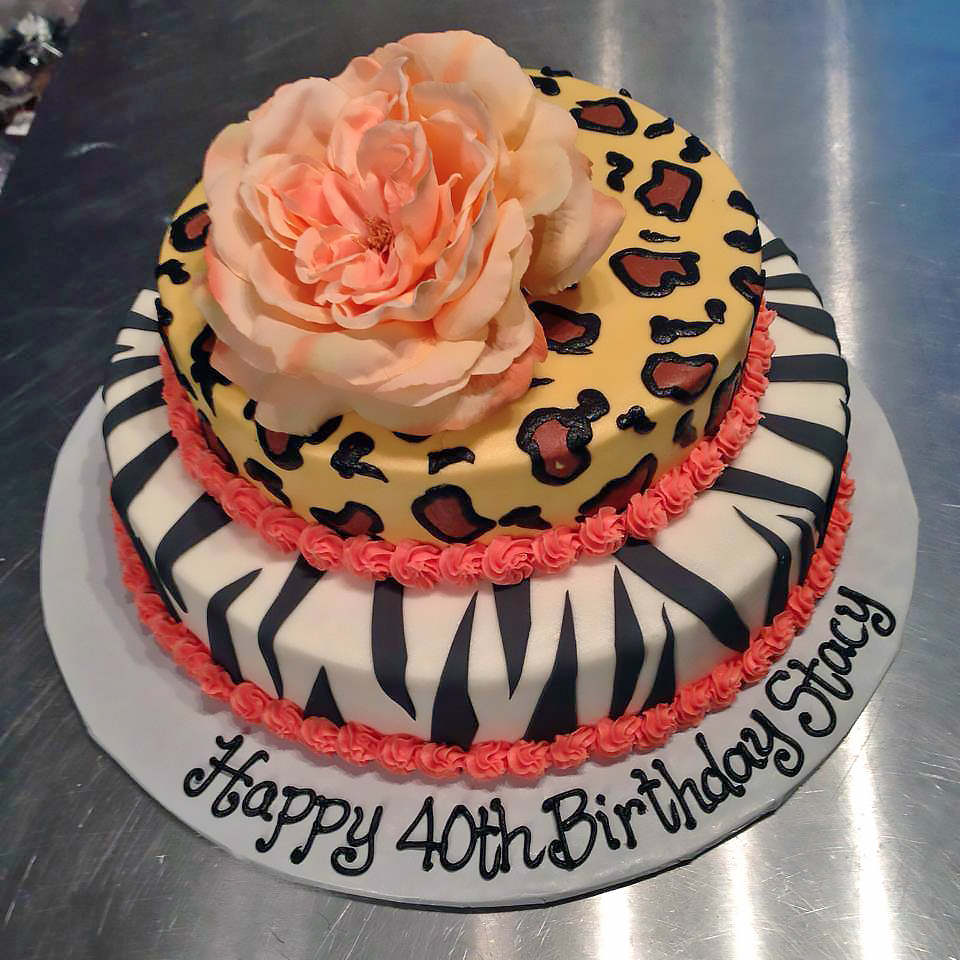 2tier-40th-birthday-adult-cake-flowers-leopard-zebra-724
