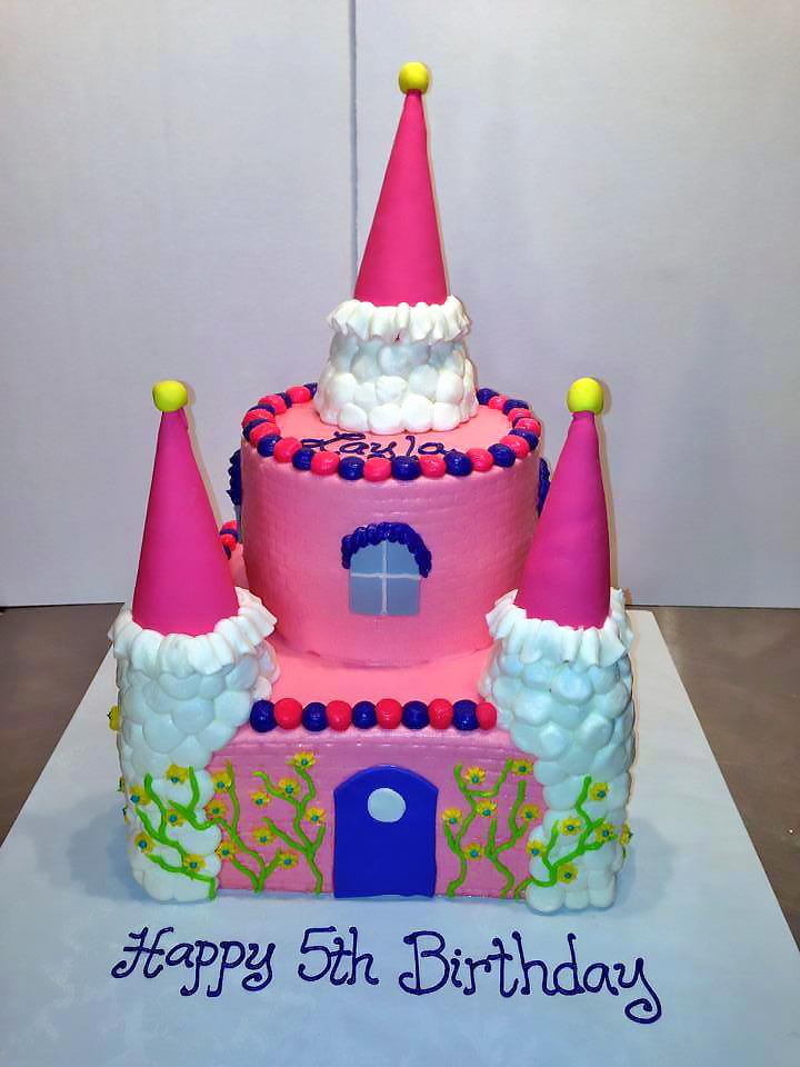 Simple Birthday Cake Designs For Girls