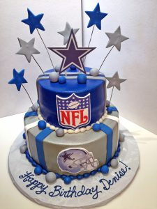 Sports Cakes Hands On Design Cakes