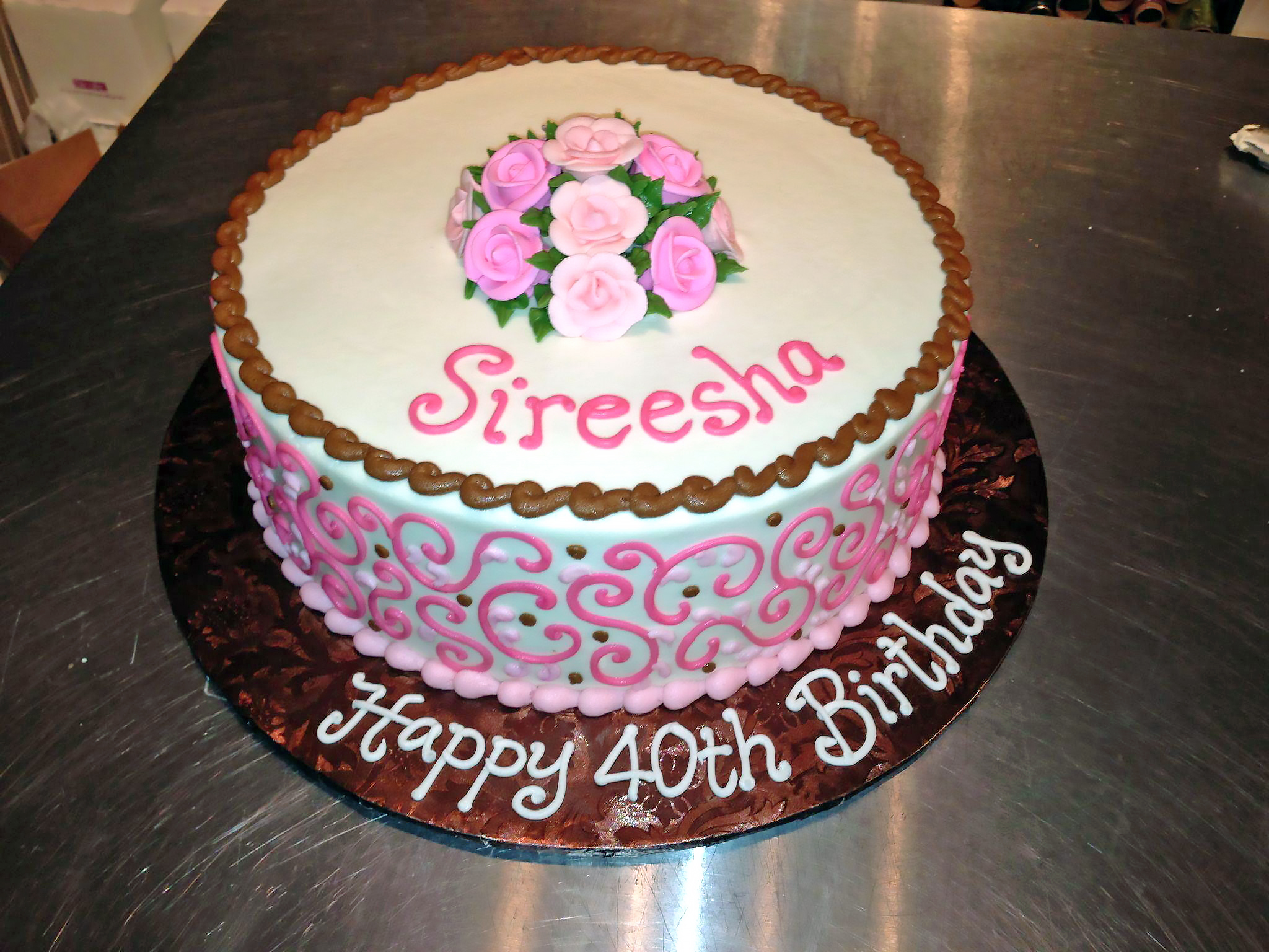 40th-birthday-adult-cake-flowers-882