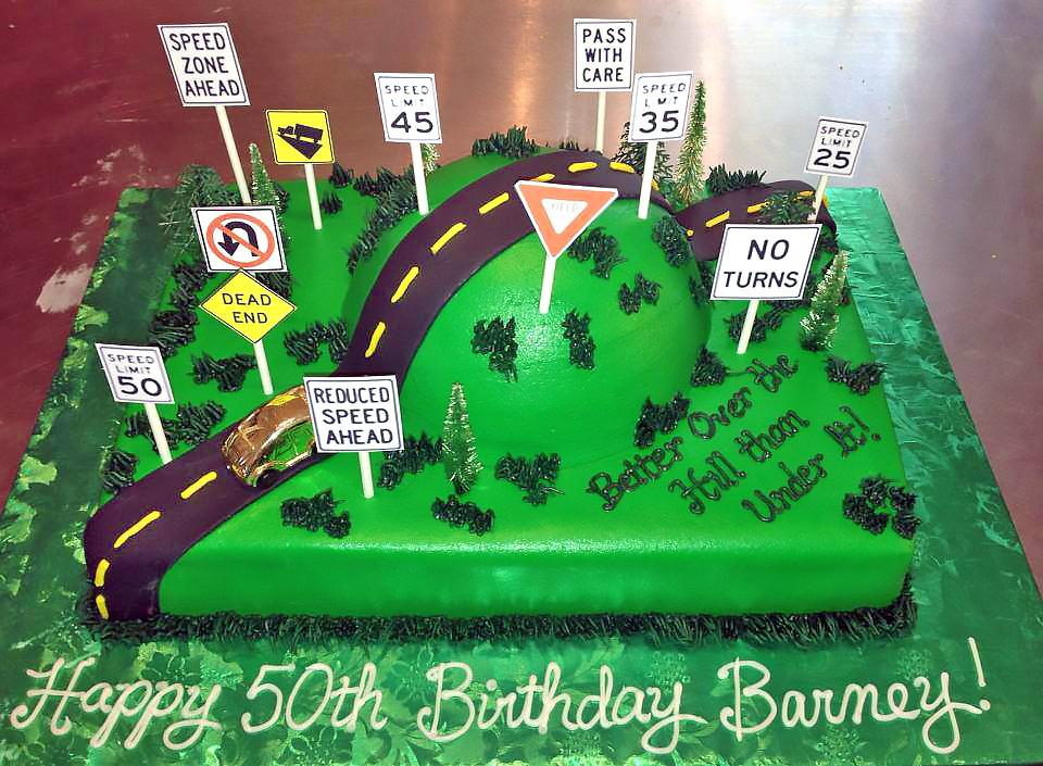 Brilliant Birthday Cakes For Men Hands On Design Cakes Personalised Birthday Cards Arneslily Jamesorg