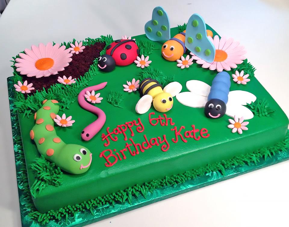 Wondrous Kids Animal Birthday Cakes Hands On Design Cakes Funny Birthday Cards Online Overcheapnameinfo