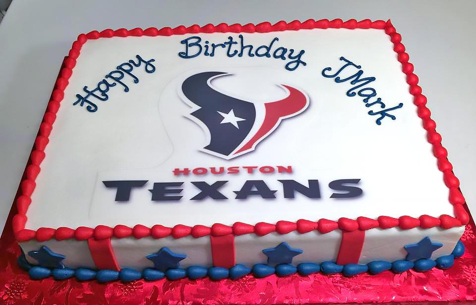Boys Sports Birthday Cakes