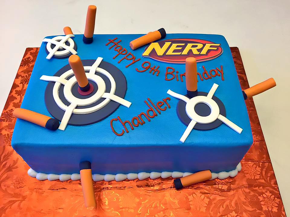 Boys Birthday Cake Ideas Hands On Design Cakes
