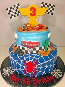 boys-birthday-spiderman-cars-movies-2tier-cake-091