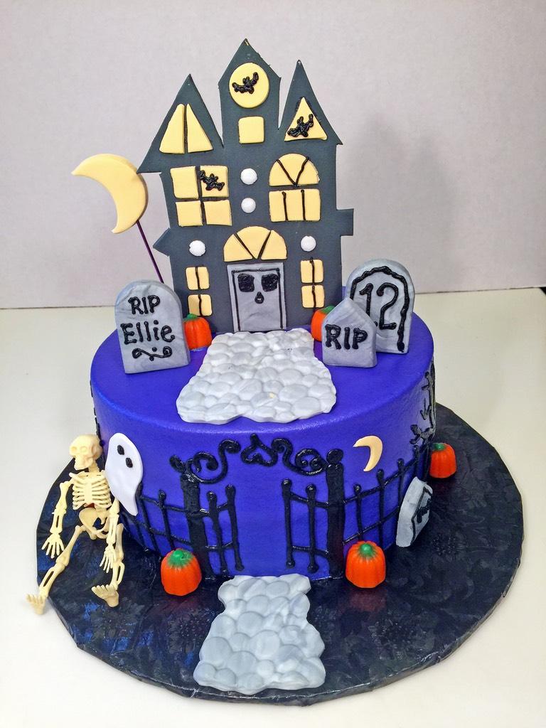 cake-girls-halloween-skeleton-pumpkin-043